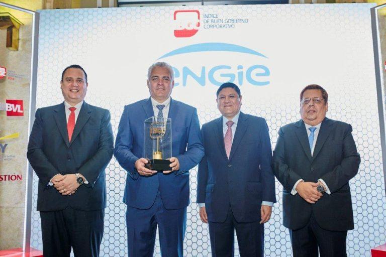 Por tercer año consecutivo, ENGIE Energía Perú forma parte del Índice de Buen Gobierno Corporativo