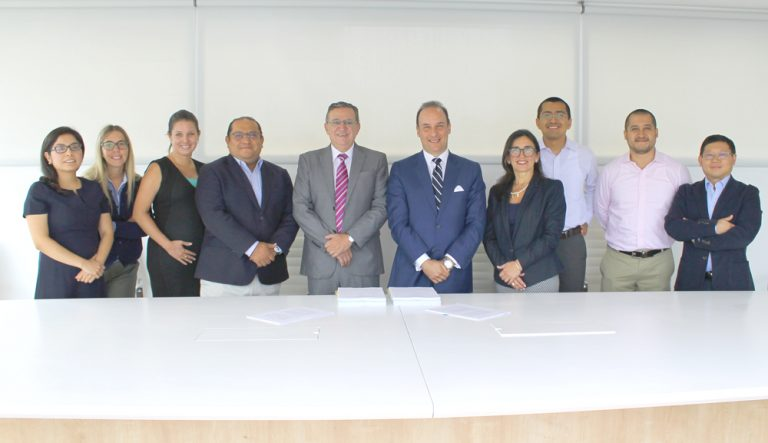 ENGIE y Anglo American Quellaveco firman contrato de servicios