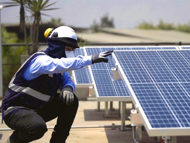 ENGIE implementa sistema de energía solar en Instituto de Ingenieros de Minas del Perú