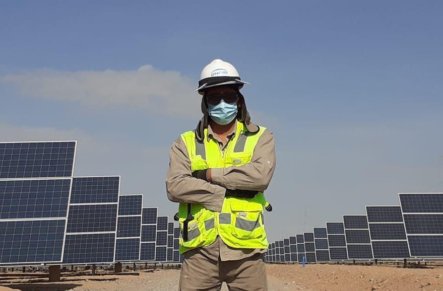 El Rostro de la Energía | Richard Quenaya