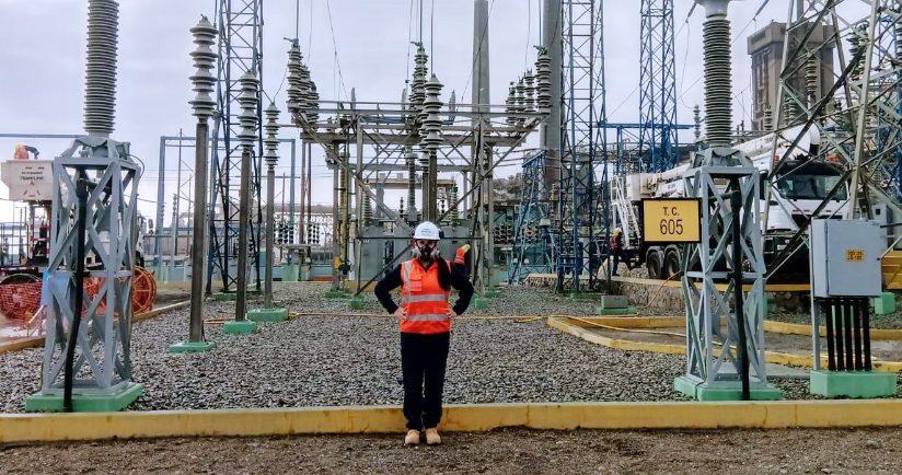 El Rostro de la Energía | Karol Jurado