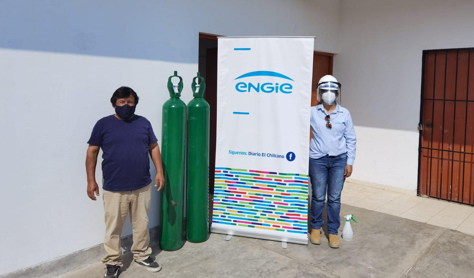 ENGIE continúa con plan de apoyo por emergencia sanitaria y entrega donaciones