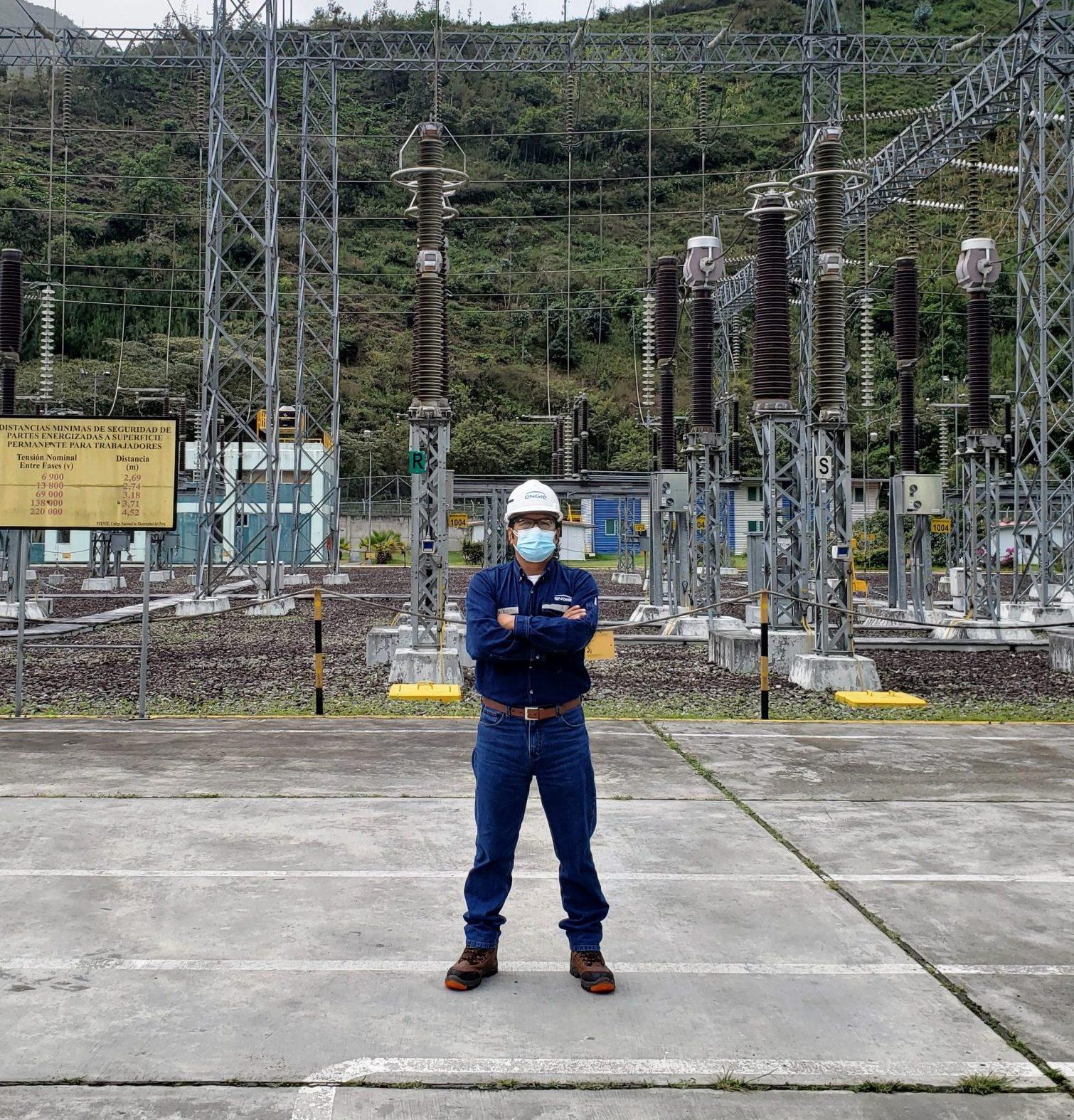 El Rostro de la Energía | Hector Rodriguez