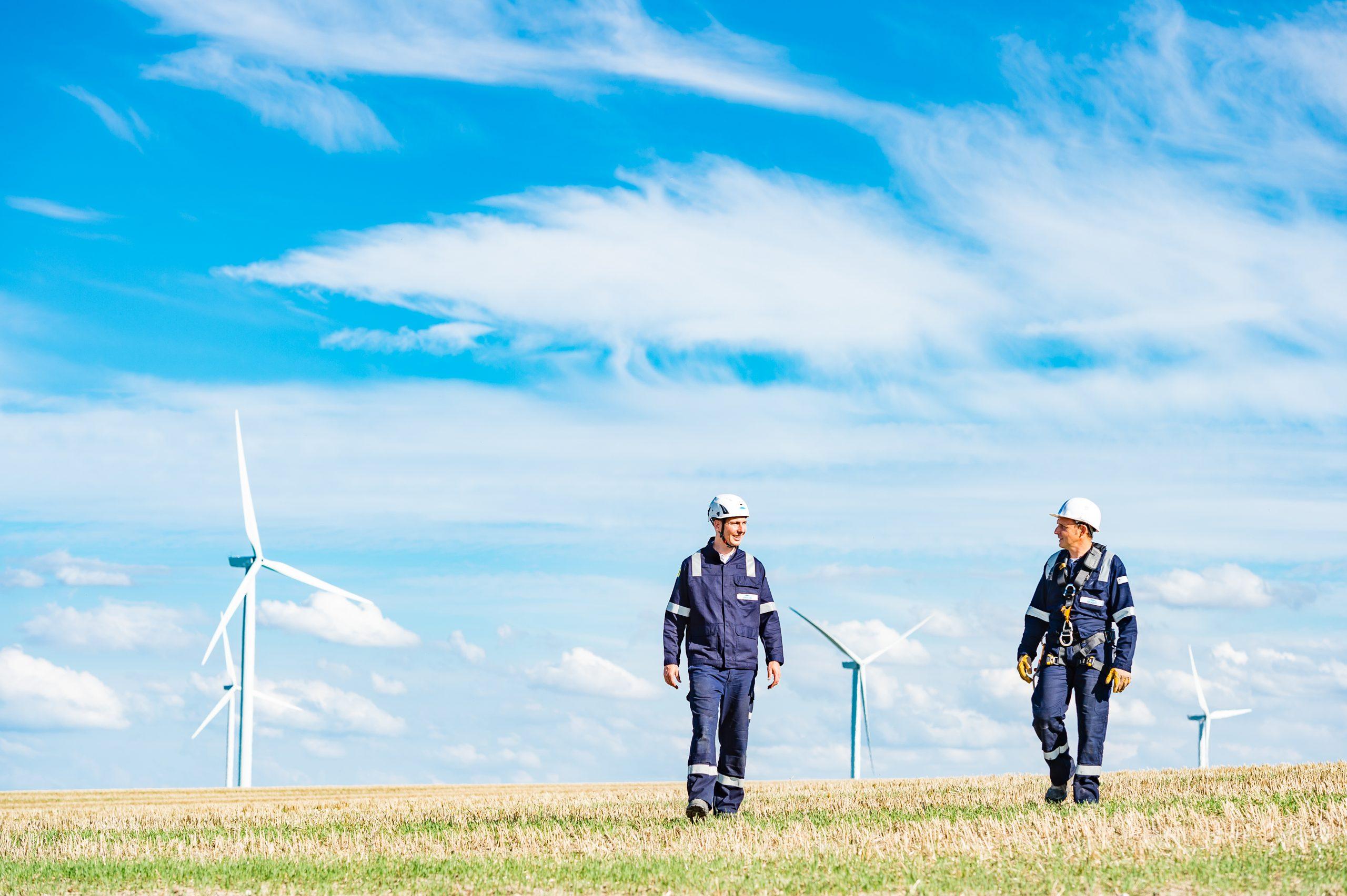 Avanza proyecto eólico Punta Lomitas en Ica